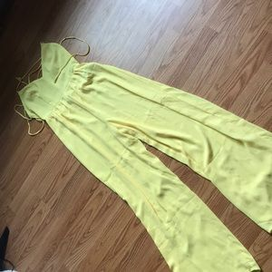 brand new forever 21 jumpsuit